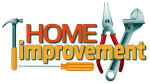 Home Improvement - red and yellow
